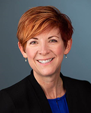 Jennifer Roberts, Ph.D., Vice Provost for Graduate Studies