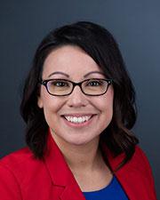 Vice Provost for Academic Success Susan Klusmeier