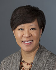Jennifer Ng, Interim Vice Provost for Diversity & Equity