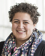 Addison Keegan-Harris, Administrative Assistant, Diversity & Equity