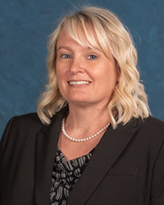 Stacey Rinnert, Enterprise Project Management Office Director, Chief of Staff to CFO/Vice Provost for Finance